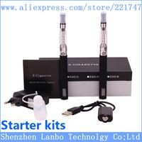 e cigarette ego lcd ce5 double starter kits e cig ego lcd 1100mah 650mah 900mah ce5 electronic cigarette kits