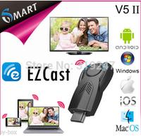 Vsmart V5II EZcast Miracast Smart TV Dongle DLNA Stick For Phones Tablet Laptop