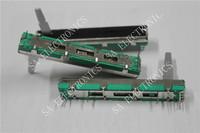 [SA]6 cm double B10K Original DJM 400 500 600 800 mixer fader volume potentiometer--50pcs/lot