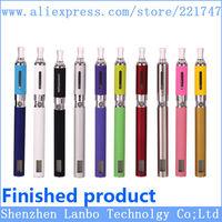 EGO lcd mt3 Single 1set  free shipping e cigarette zipper case ego lcd e cig 1100mah 900mah 650mah electronic cigarette kits