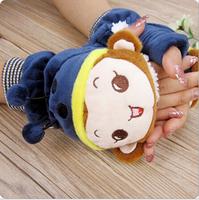 Novelty character winter gloves luvas femininas Cute cartoon gloves for women New fashion 2014 G3