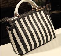 New Women's Leather Vintage Fringe Evening Messenger  Shoulder Hand Bags Fashion Designer  Office Ladies Bag