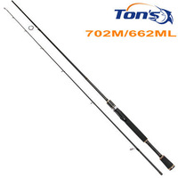 Tsurinoya MEIYING Spinning Fishing Rods 702MS/662MLS Free Shipping via EMS
