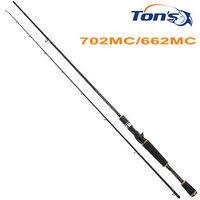 Tsurinoya MEIYING Casting Fishing Rods 702MC/662MC Free Shipping via EMS