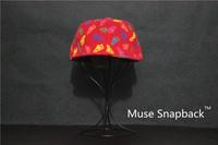 Muse 100% cotton shoes print fashion hip-hop style  skateboy snapback  Made in korea good quality