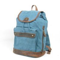 2 colors String backpacks for women bags for high school bags  teenager girls fashion men backpack blue dark gray MC016661