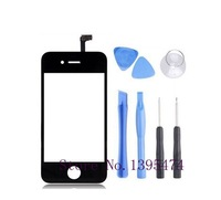 black Glass Touch Screen toque de vidro pantalla tactil Replacement for LCD Screen Case For iphone4 iphone 4 iphone4s iphone 4s