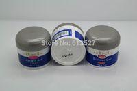 Pink Clear White 3 colors IBD Builder Gel  IBD Builder Gel 2oz / 56g - Strong UV Gel for nail art false tips extension