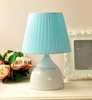 Европейский минималистский современный прикроватная лампа спальни Лампа декоративная лампа исследование