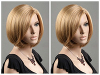Cosplay Wig Short Bobo Wig Sexy Woman With Short Hair no Lace Front queen brazilian made wigs