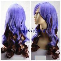 COSPLAY Fashion New Wig Beautiful Girls Medium  no Lace Front queen brazilian made wigs