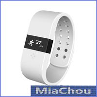Xmas Sale ERI Fitness Activity Tracker Bracelet IP67 Pedometer Sleep Monitor For iOS System iPhone 5 5S 6 iPad Mini 4 Wristband
