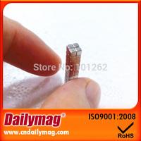 2x2x2mm N35H Mini Neodymium Magnets