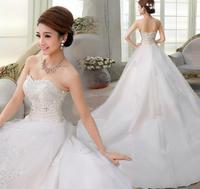 Free Shipping New Arrival Bridal Wedding Dress,Wedding Gown BW0068