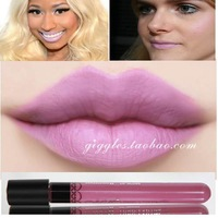 New Arrival Waterproof Nicki2 Same Color Lipstick matte smooth liquid velvet lipgloss Long Lasting Lip Makeup