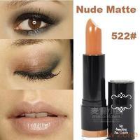 Brand Moisture Lipstick Nude Beige Color Matte Color Lip Stick Elegant Lip Makeup