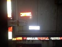 2pcs/lot, Truck Reflector,Truck Reflector Plastic reflective sticker for Auto,ATV,SUV
