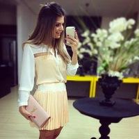 2014 women autumn casual dress new sexy V-neck gauze stitching office dress loose shirt vestidos casual free shipping