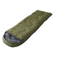 Wholesale 1/1.6/1.8/2.2KG spring and winter envelope type outdoor adult camping lunch warm sleeping bag