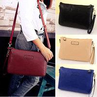 2014 Newest Women's Messenger Bag 5 Colors Casual Shoulder Bags Women PU Crossbody Bolsas Desigual Bags WJ1059