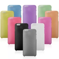 New! 10pcs/lot Ultra-thin 0.3mm phone protective case for iPhone6, cover for iphone6,free gifts