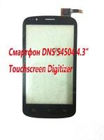 "Original DNS S4504 4.3"" 480x800  SmartPhone Touch screen Digitizer Glass Sensor"