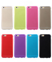 0.3MM Wholesale TPU case for iPhone6 plus 5.5inch ,transparent soft case, 0.3mm  high quality cover for iphone6 plus 20 Pcs