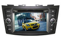 For Suzuki Swift 2011-2012 Car DVD with GPS,Bluetooth,ipod,PIP,Games,Dual Zone,Steering Wheel Control