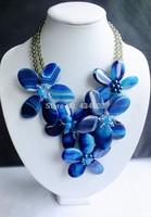 hfdrftuiFx1653WHOLE PRICE !!2014 new fashion handmade  Wedding fashion party jewelry set   necklace new arrival