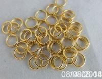 nvjhgFx1517AMAZING!!gold open jump ring 12mm ( 1.0hick) bulk5000pcs/lot free shipping