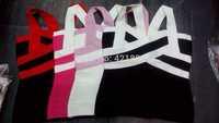 Free shipping 2014 new ARRIVAL hot pink white black tops hl bandage tanks tops wholesale & dropship