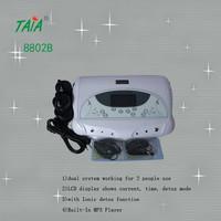 durable best price foot massage detox machine