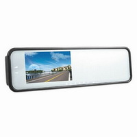New AT888 Novatek 96650 1920*1080P@30FPS Full HD Car DVR Rearview Mirror Camera With 4.3 inch Screen+WDR+Night vision