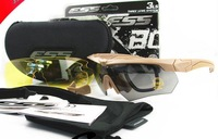 2014 crossbows glasses sell like hot cakes U.S. military bullet-proof goggles E4 version of outdoor glasses