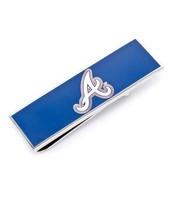 Mens Metal MLB-Atlanta Braves Money Clip