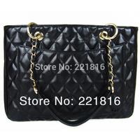 Free shipping hot sale women fashion handbag tote bag burst  leather  European fashion bags for women