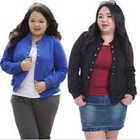 Big size XL 2XL 3XL Women Autumn Blue Green Black Sport Jackets woman clothes casacos femininos blazer women casual coat