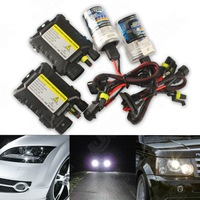 Cheapest Car xenon hid kit 35w h1 h3 h4 h7 h10 9005 9006 D2S 3000K 4300K 5000K 6000K Yellow Pink auto lamps bulb 12V