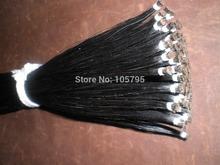 70 Hanks Quality Mongolia Black Violin Bow hair 6 grams each hank in 32 inches