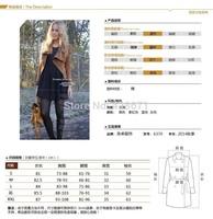 fashion long sleeve woven ladies dress