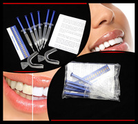 1Pack/lot New Teeth Whitening 44% Peroxide Dental Bleaching System Oral Gel Kit Tooth Whitener MY318