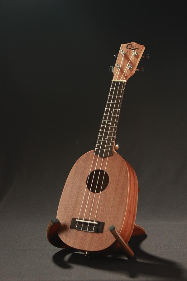 Zenrock Tucson | Customized paper plates ukulele