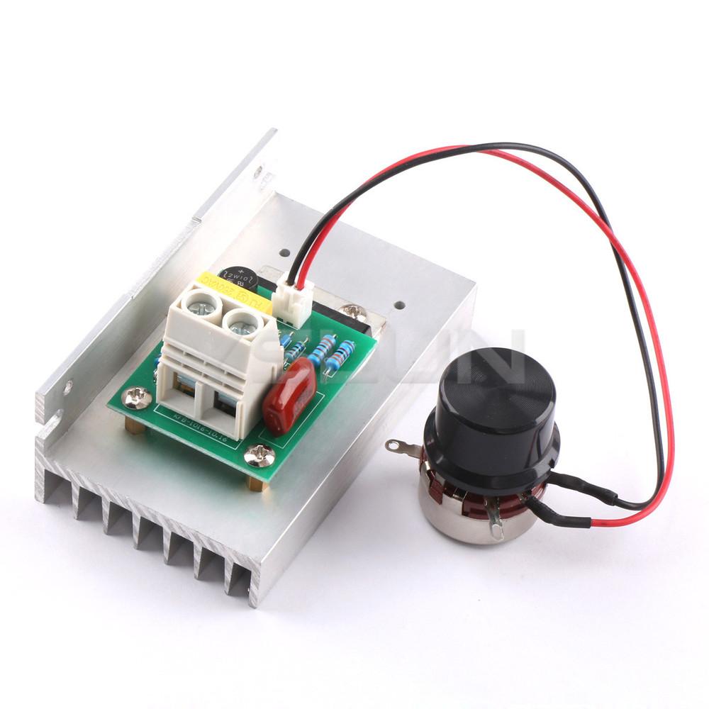 Ac220v 10000w Adjustable Voltage Regulator High Power Scr