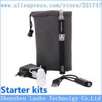 e cigarette ego lcd mt3 starter kits 650mah 900mah 1100mah lcd electronic cigarette set eGo zipper case