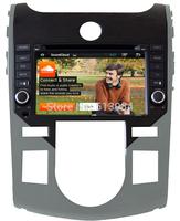 Pure Android 4.2 Capacitive Screen dvd gps for Kia Cerato 2008-2012 Automatic with wifi,raido,bluetooth,car recorder
