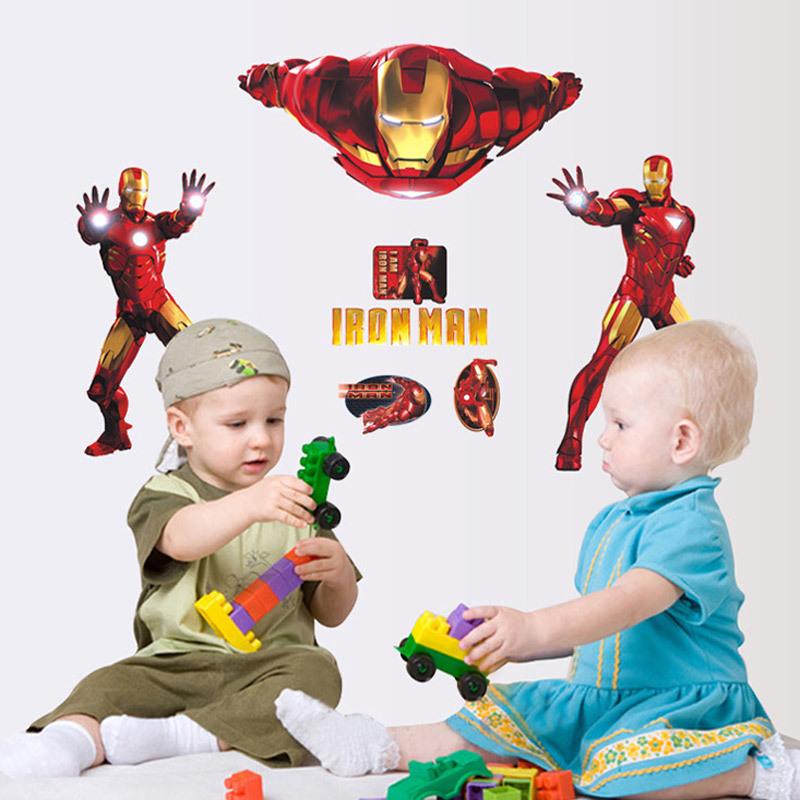 Cartoon Baby Iron Man Iron Man Cartoon Child Baby