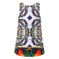 2014 new brand autumn and winter children clothing girls sleeveless dress princess top quality designer 3-12T cotton pattern