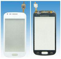 white Touch Screen toque de vidro pantalla tactilNew Digitizer For Samsung Galaxy Trend gt S7560 S7562 Touch Screen Glass