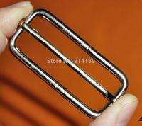 10PCS Bag Strap Fitting Buckle Adjust Slider Loop Bag Making 38mm Sewing Craft
