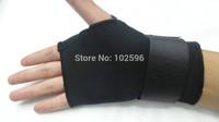 SIBOTE Black Gloves Motorcycle Neoprene Material Motocross Gloves SBT022 ,SBT022